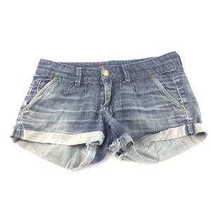 American Eagle Outfitters Mini Short Sz  0 - Y518